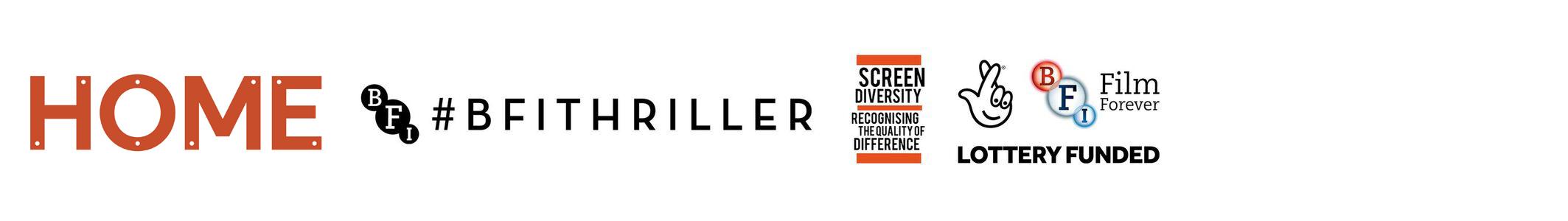 Thriller Logo