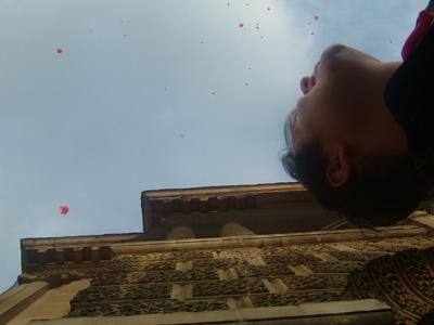 balloons not brick's