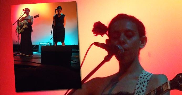 Rasha Rocks the Cabaret