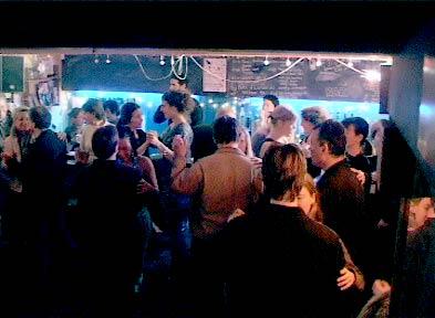 Tango in the Cube Bar