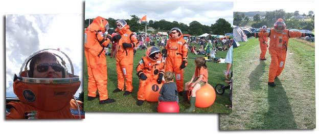 Orange of performances