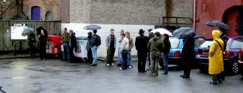 6 o'clock queue