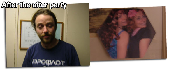 That pic on the right was in the Jungultor's room when they arrived. Guy looks a bit worse for wear there, but he should have/could have looked worse if all his weed hadn't been stolen by mc dynamite being rude in an idiot way rather than a rude way